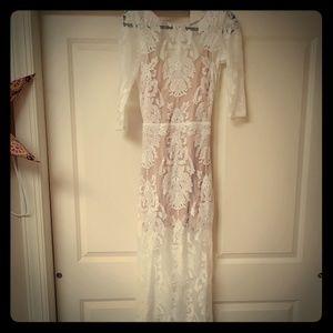For Love & Lemons San Marco's Midi Dress